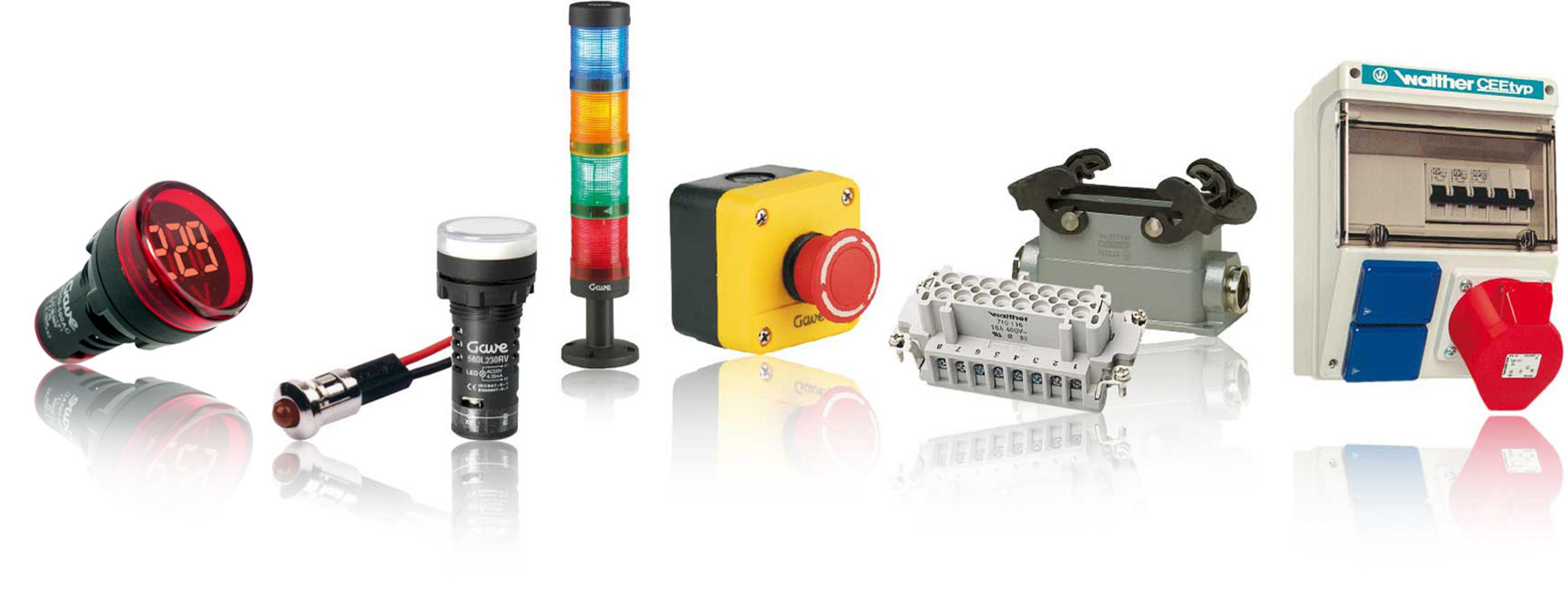 Productos en Comercial Eléctrica Comarca Doñana
